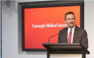 David Radzanowski, the Keynote Speaker for Carnegie Mellon University Australia's Class of August 2018